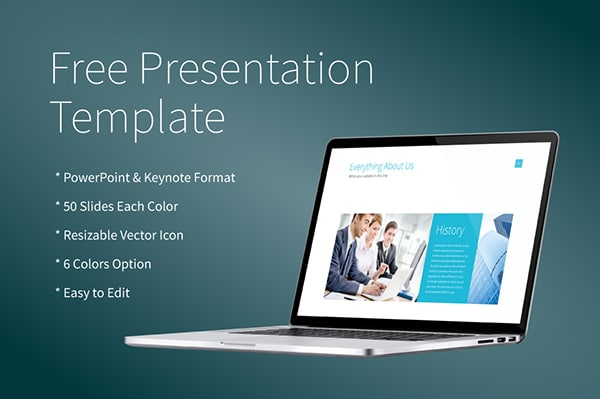 Best free keynote and powerpoint templates available free presentation software free presentation template toneelgroepblik Choice Image