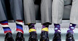 crazy socks color