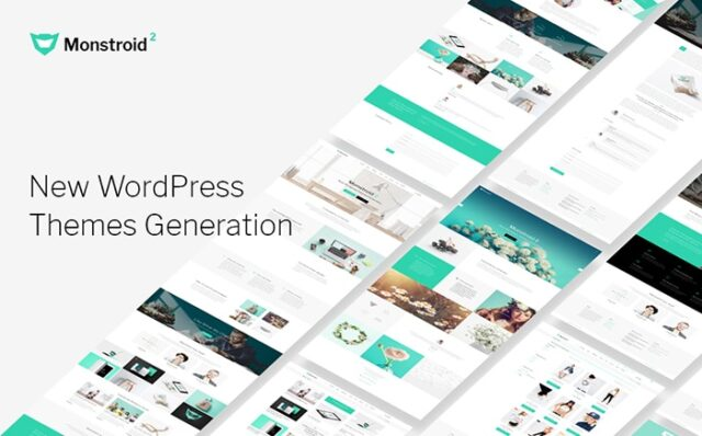 Monstroid2 – Multipurpose WordPress Theme