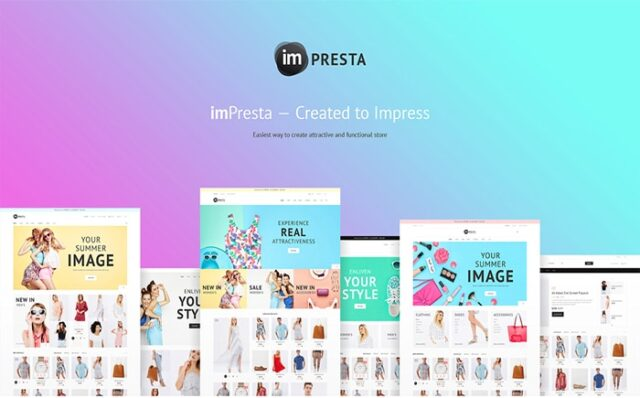 imPresta – Multipurpose PrestaShop Theme