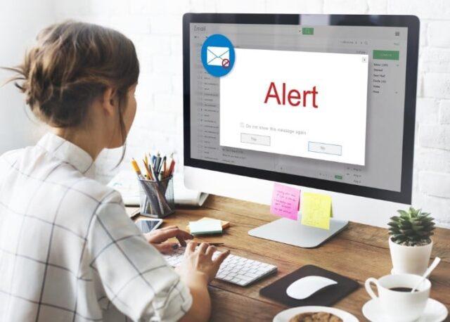 alert antivirus