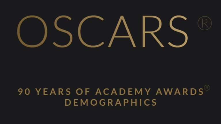 The Oscars by Numbers! 90 Years of the Academy Awards
