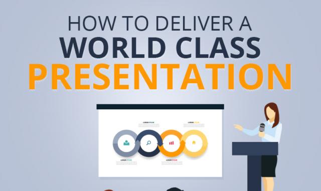 world class presentation