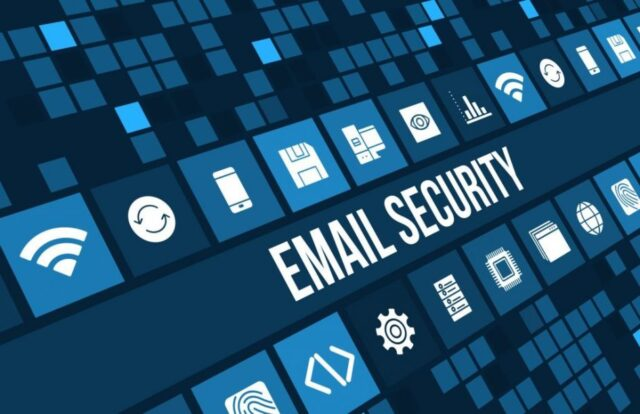 email-security-background