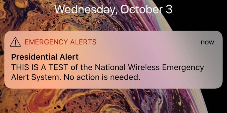 What is the Presidential Alert System? And Why is it Important?