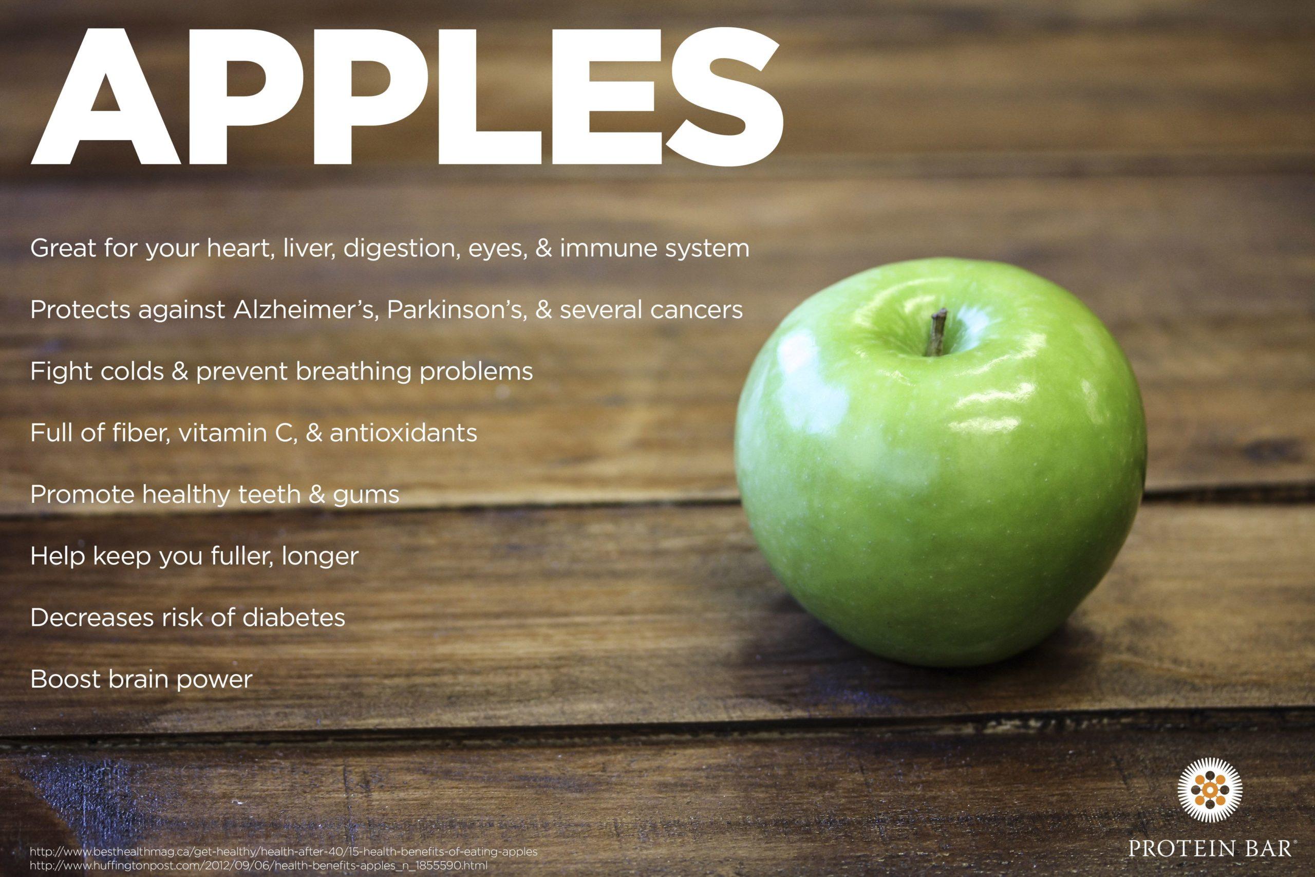 apples good for teeth apple help get rid of bad breath