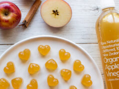 apple cider vinegar and thyroid primrose oil