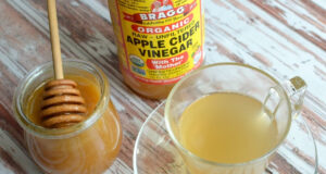 honey and acv-acv for colds