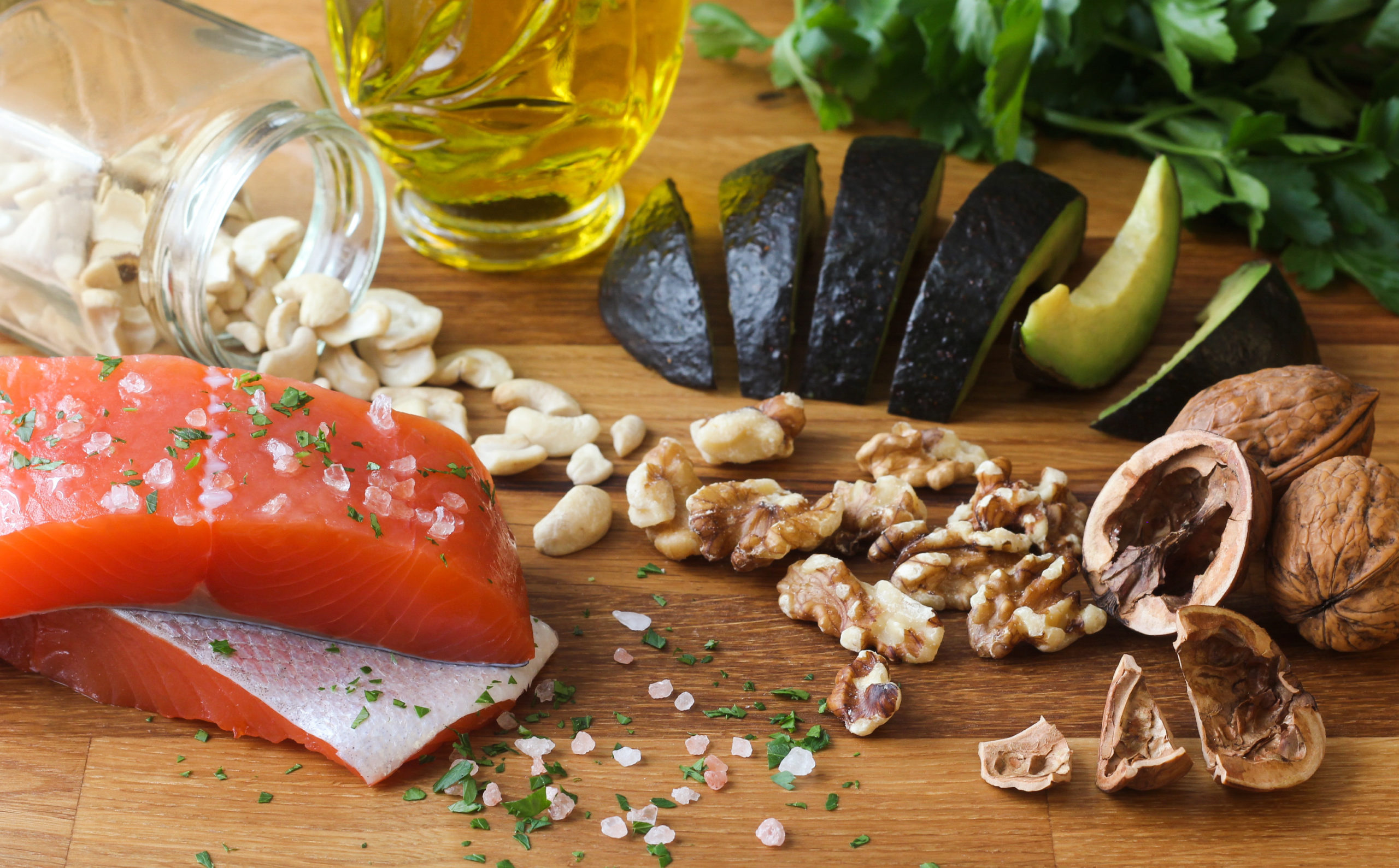 fish oil and apple cider vinegar and thyroid seafood