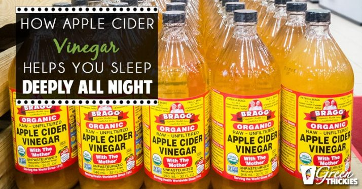 Can Apple Cider help you sleep