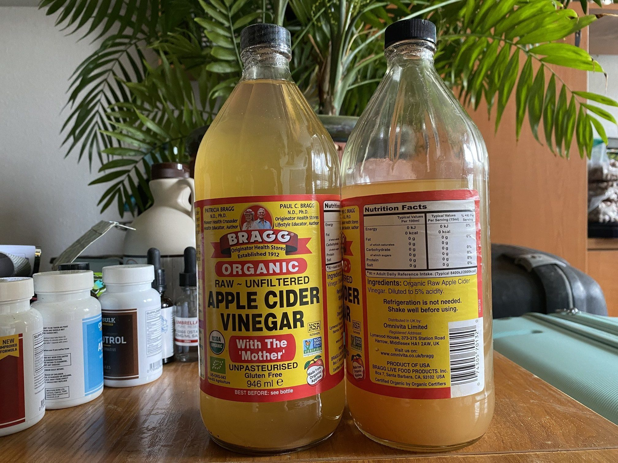 apple cider vinegar drug test drug test and exercise