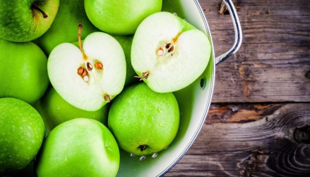Apples good for teeth/chewy and cleansing details