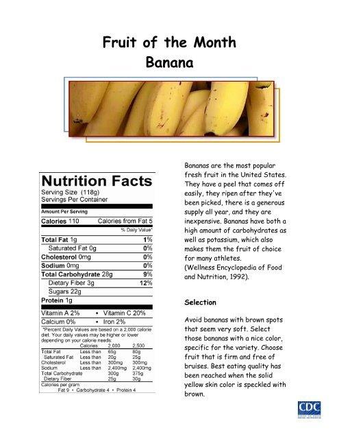 banana calories-bananas calories per ounce