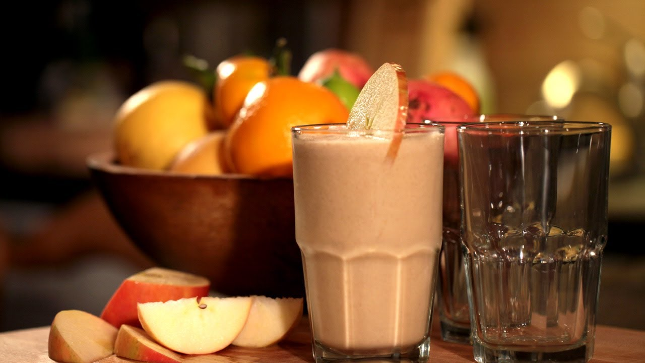 health benefits of apple and banana smoothie