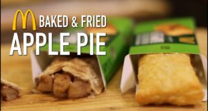 Calories in Mcdonald's Sg Baked Apple Pie