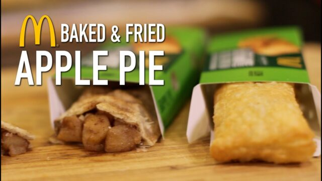 Calories in Mcdonald's Sg Baked Apple Pie