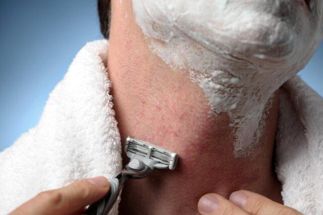 apple cider vinegar for razor burns how to get rid of razor bumps on neck