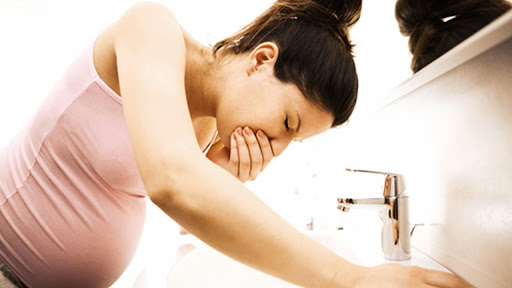cure morning sickness