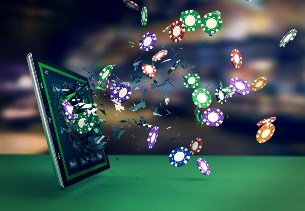 Online casino use case