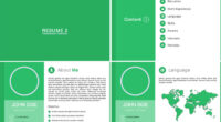 Infographic_Powerpoint_Resume_1