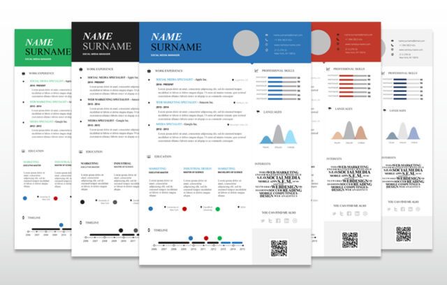 infographic-resume-preview