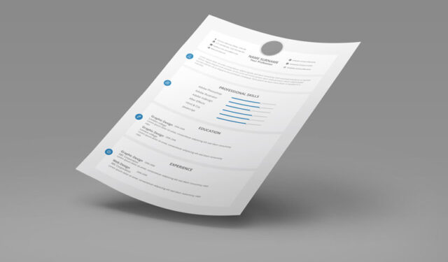 minimal-infographic-resume-featured