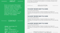 resume-green