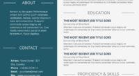 resume-turquoise