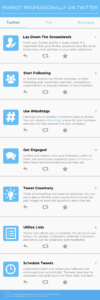 How To Market Professionally On Twitter